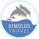 kimolos travel logo